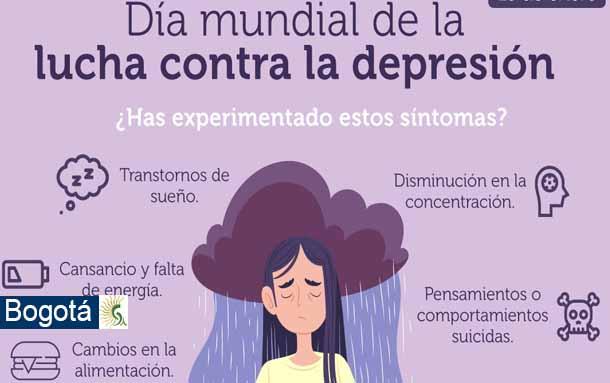 Combatir la depresión y cuidar la salud mental en época de pandemia, una prioridad en el autocuidado de nuestra salud