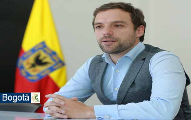 """""""Personería de Bogotá no ha tenido en cuenta la alta rotación que hay en las camas UCI del el sistema de salud"""", secretario de Gobierno Luis Ernesto Gómez."""