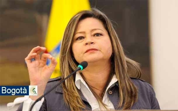 """""""Sin un plan de vacunación estamos en el peor de los escenarios"""": María Fernanda Rojas, presidenta del Concejo de Bogotá."""