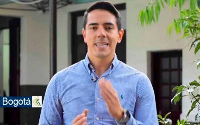 """""""Al final de la cuarentena esperamos tener menos casos activos"""". Anderson Acosta, alcalde local de San Cristóbal"""