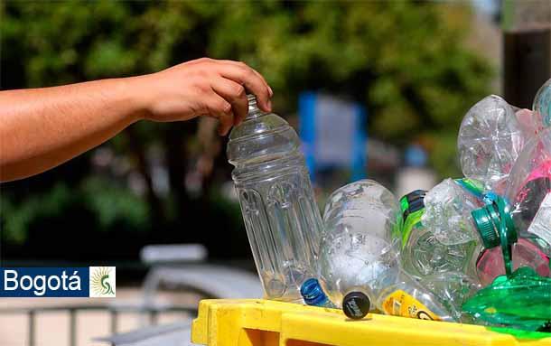 Aumentar a 9000 toneladas de residuos aprovechados cada semana con el apoyo de los recicladores, es el desafío que Bogotá lanza a sus habitantes
