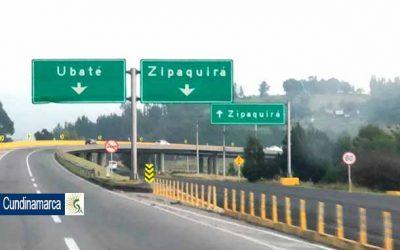 A mediados del 2021 arrancarían obras de construcción de la doble calzada entre Zipaquirá y Ubaté