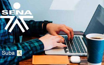 En convenio con el SENA, Integración Social ofrece en Suba cursos virtuales para jóvenes y adultos