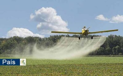 Control biológico de plagas, respuesta de organizaciones campesinas y ambientalistas a la fumigación aérea con glifosato